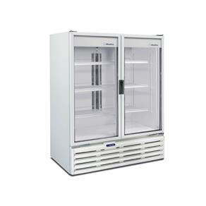 Refrigerador Vertical 2 Portas Vidro 1186 L - VB99R - Metalfrio - 0MT 033 - 110V