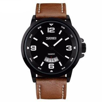 Relógio Skmei Analógico 9115 Marrom