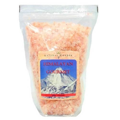 Sal Rosa do Himalaia Grosso 500g - Himalayan Gourmet