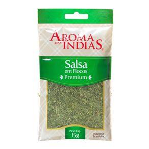 Salsa em Flocos Aroma das Índias 15g