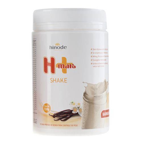 Shake H+ Hinode - Baunilha - 550g