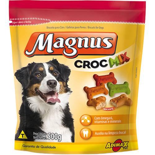 Snack Magnus Croc Mix 500g