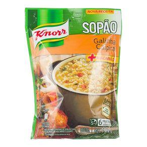 Sopão de Galinha com Legumes Knorr 194g