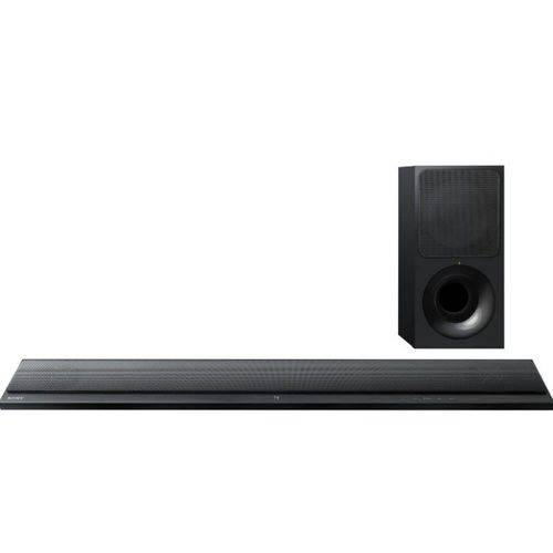 Soundbar Sony HT-CT390 180W 2.1 Canais Preto com Subwoofer Wireless