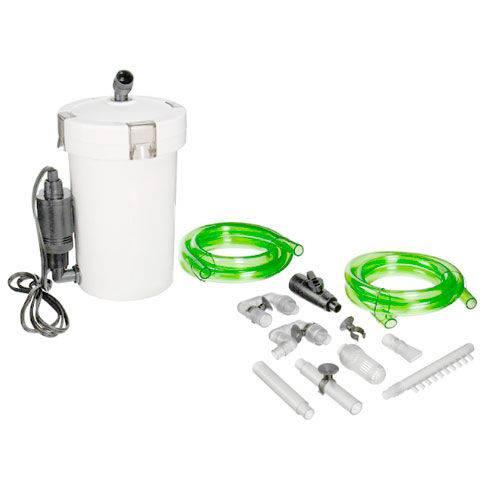 Sunsun Filtro Mini Canister Hw-603b 2,3 Litros 400 L/H- 220v - Mini Canister Hw-603 220v