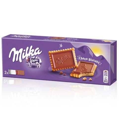 Tablete Choco Biscuits 150g - Milka