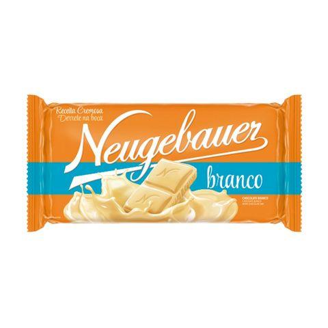 Tablete Chocolate Branco 100g - Neugebauer