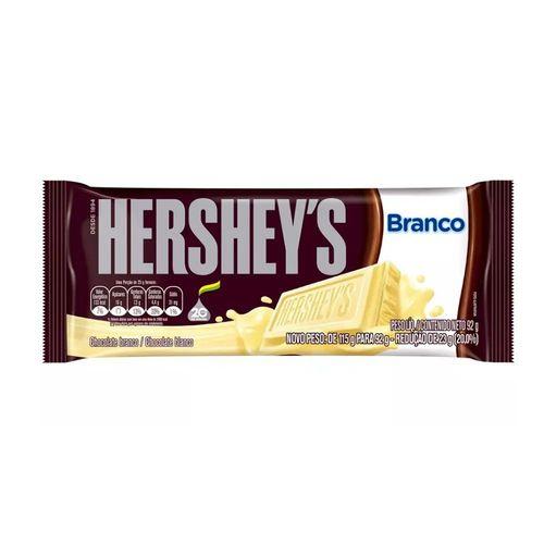 Tablete Chocolate Branco 92g - Hersheys