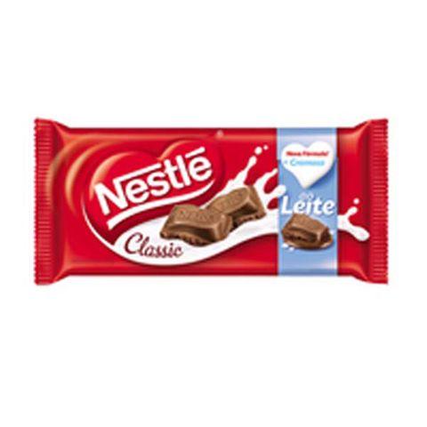 Tablete Chocolate Classic ao Leite 100g - Nestlé