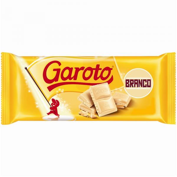 Tablete de Chocolate Branco 90g - Garoto