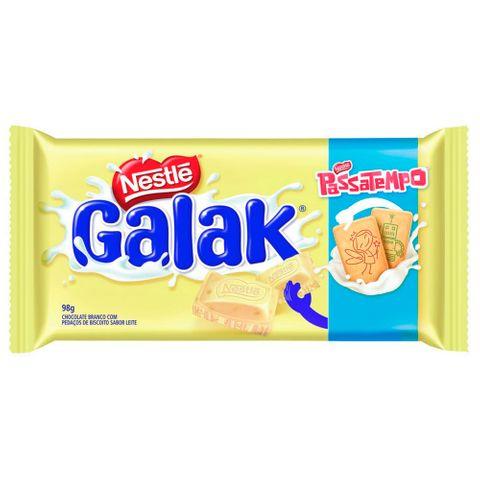 Tablete de Chocolate Branco Galak com Passatempo 98g - Nestlé