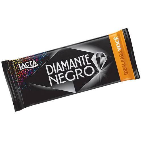 Tablete de Chocolate Diamante Negro 90g - Lacta