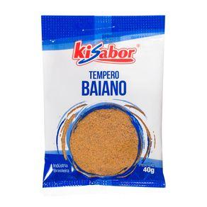 Tempero Baiano Kisabor 40g