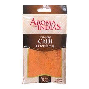 Tempero Chilli Aroma das Índias 60g