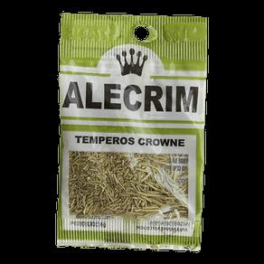 Tempero Crowne Alecrim 4g