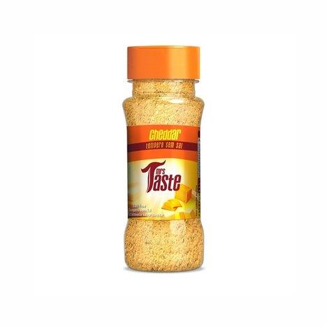 Tempero Mrs Taste 55G - Cheddar