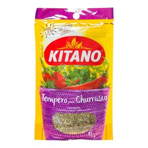 Tempero para Churrasco Adobo Kitano 12g