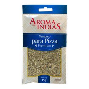 Tempero para Pizza Aroma das Índias 15g