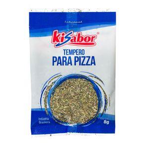 Tempero para Pizza Kisabor 8g