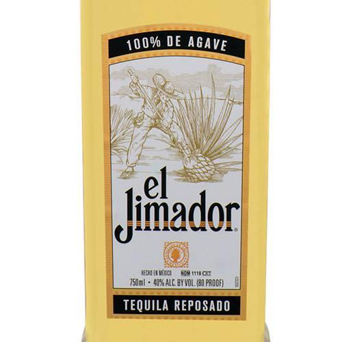 Tequila El Jimador Reposado 750ml - El Jimador