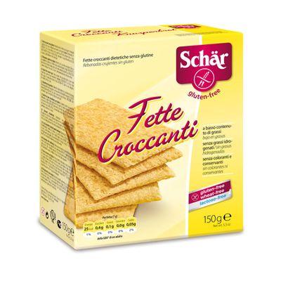 Torradas Leve S/ Glúten S/ Lactose 150 G - Schar