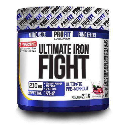 Ultimate Iron Fight - Profit