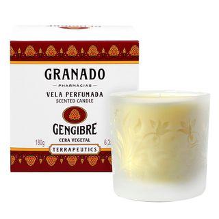 Vela Perfumada Granado - Gengibre 1 Un