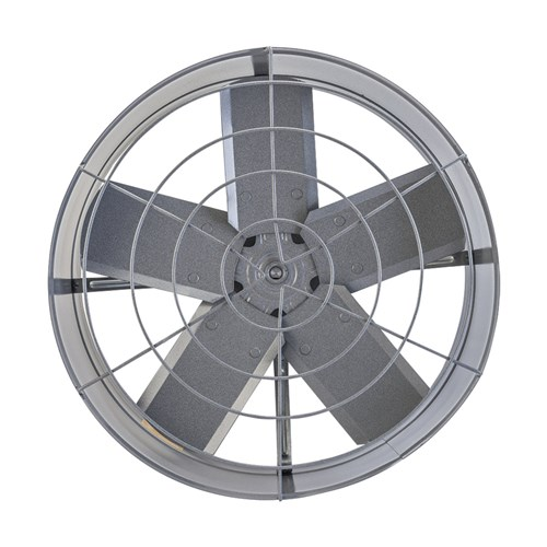 Ventilador Axial Exaustor Industrial 40Cm 110V Premium 441 - Ventisol