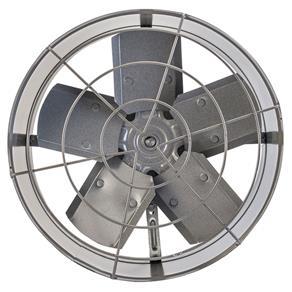 Ventilador Axial Exaustor Ventisol Industrial Premium – 30cm - 127V