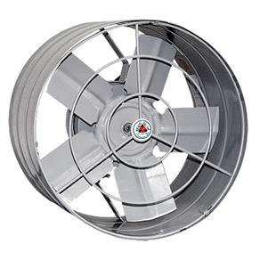 Ventilador Exaustor Diâmetro de 30 Cm 220v - LINHA INDUSTRIAL - 220v