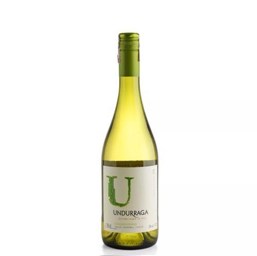 Vh Chi Undurraga 750ml Chardonnay