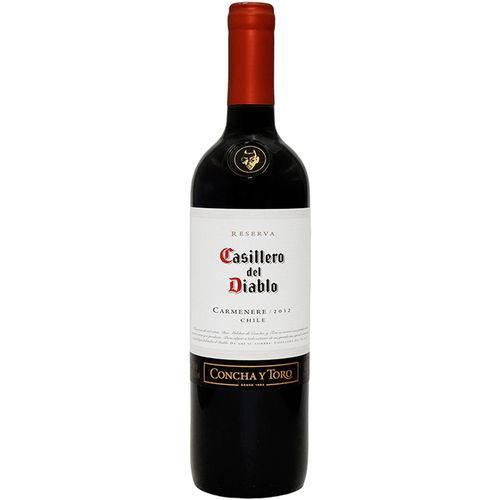 Vin Chil Casillero Diablo 750ml Carmenere