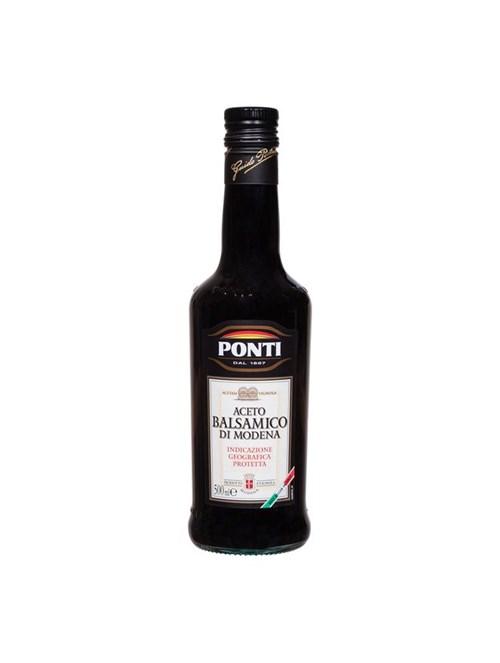 Vinagre Balsâmico Ponti Clássico 500ml
