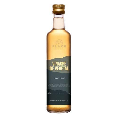 Vinagre de Caldo de Cana 500ml (vidro) - Flach