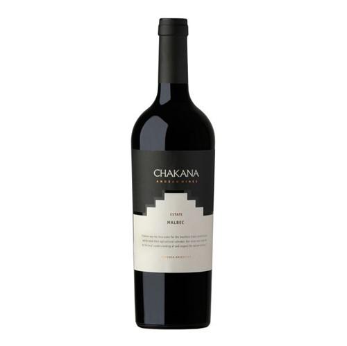 Vinho Arg Chakana 750ml Malbec Tto
