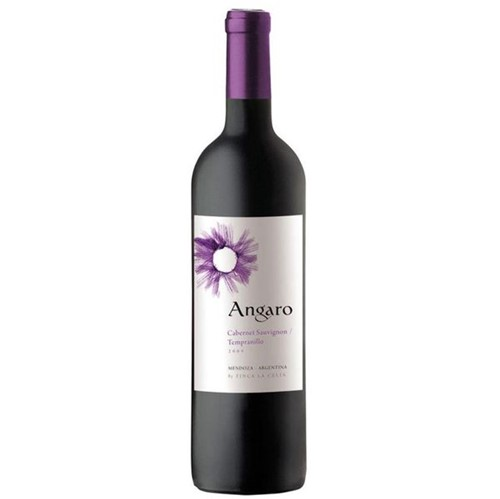 Vinho Argentino Angaro 750ml Cabernet Sauvignon Tinto