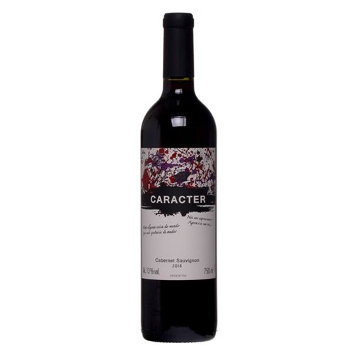 Vinho Argentino Caracter 750ml Cab Sauvtt