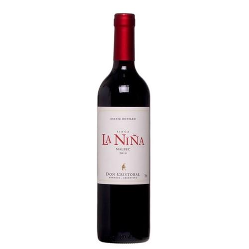 Vinho Argentino Finca La Nina 750ml Malbec Tinto