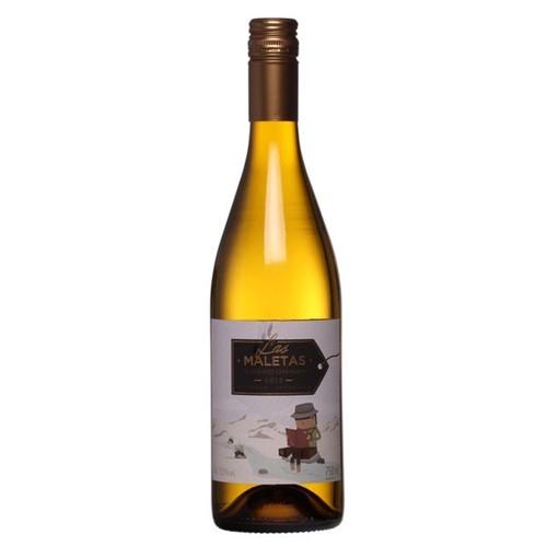 Vinho Argentino Las Maletas 750ml Br Chardonna