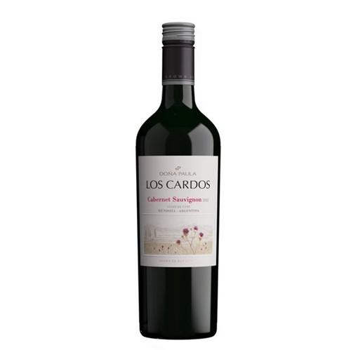 Vinho Argentino Los Cardos 750ml Cabernet Sauvignon