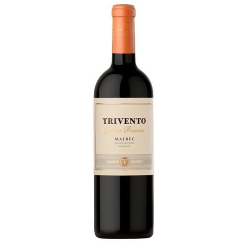 Vinho Argentino Trivento Golden Reserve 750ml Malbec