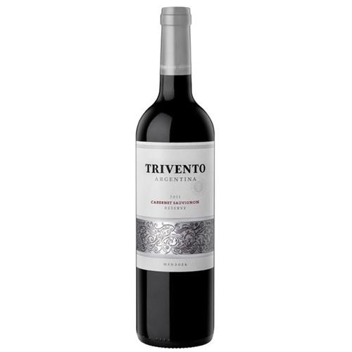 Vinho Argentino Trivento Reserva 750ml Cabernet Savignon
