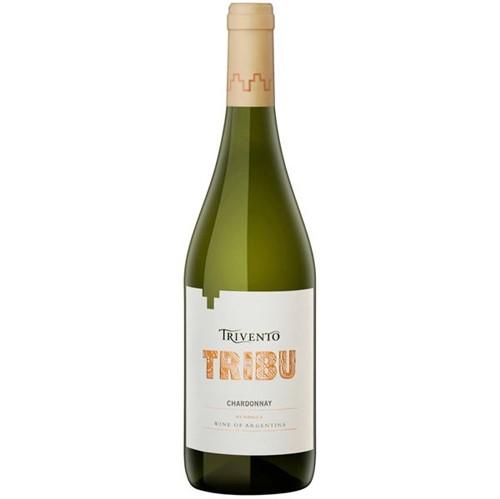 Vinho Argentino Trivento Tribu 750ml Chardonnay