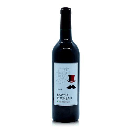 Vinho Baron Rocheau Rouge - 750ml