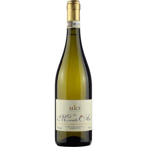 Vinho Branco Alice Bel Colle Moscato D'asti