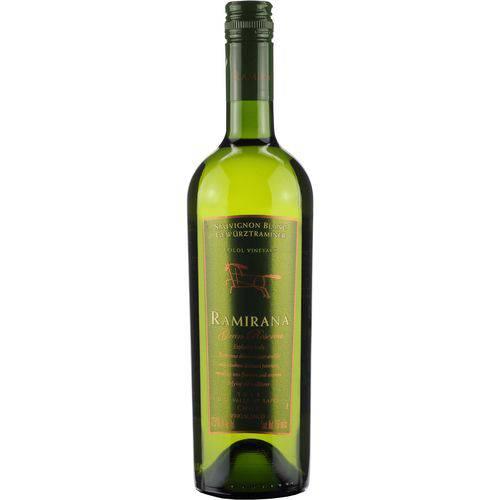 Vinho Branco Chileno Ramirana Gran Reserva Sauvignon Blanc/gewürztraminer
