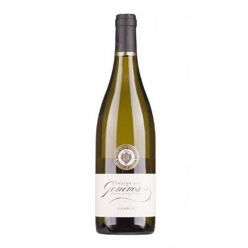 Vinho Branco Domaine Des Geneves Chardonnay