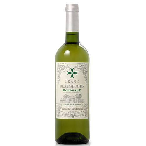 Vinho Branco Franc Beausejour