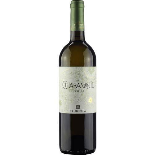 Vinho Branco Italiano Firriato Chiaramonte Inzolia