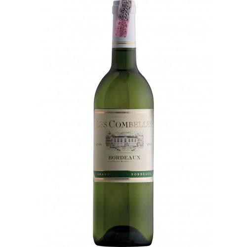 Vinho Branco Les Combelles Bordeaux